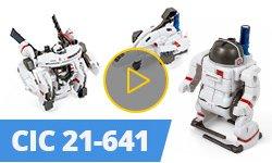 Видеообзор конструктора CIC 21-641 Космопарк 7 в 1