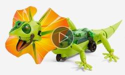 Відеоогляд конструктора CIC 21-892 Робот-ящірка