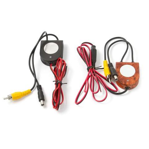 Передатчик и приемник для беспроводной автомобильной камеры