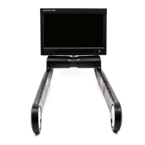 """8,5"""" Монітор на підлокітник с DVD плеєром"""