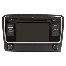 Головное устройство для Skoda RCD510 Delphi 3TD 035 156  - Короткий опис