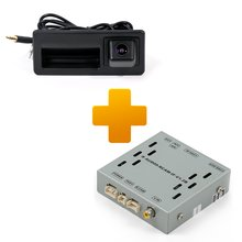 Rear View Camera Connection Kit for Audi MMI 3G - Short description