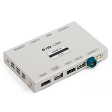 Video Interface with HDMI for BMW CIC with Active Parking Guidelines - Short description