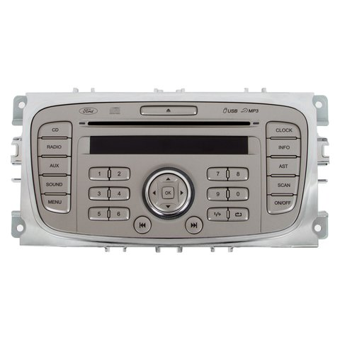 oem car radio stereo for ford 6000 cd mp3 usb gsmserver. Black Bedroom Furniture Sets. Home Design Ideas