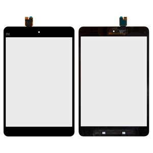 Touchscreen for Xiaomi Mi Pad 2 Tablet, (black)