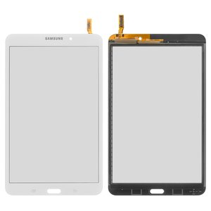 Touchscreen for Samsung T330 Galaxy Tab 4 8.0 Tablet, (white, (version Wi-fi))