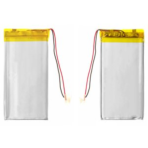 Battery for China E-Readers, (70 mm, 27 mm, 3.2 mm, Li-ion, 3.7 V, 600 mAh)
