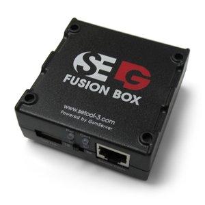 Caja SELG Fusion Box SE Tool con tarjeta SE Tool con software y juego de cables (10 uds.)