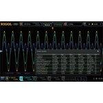 Opción de software para analizar potencia RIGOL DS7000-PWR