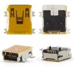 Конектор зарядки для Motorola A1200, E380, E680, E770, K1, K2, V360, V3x, V3xx, W220, Z3, Z6, 5 pin, mini-USB тип-B