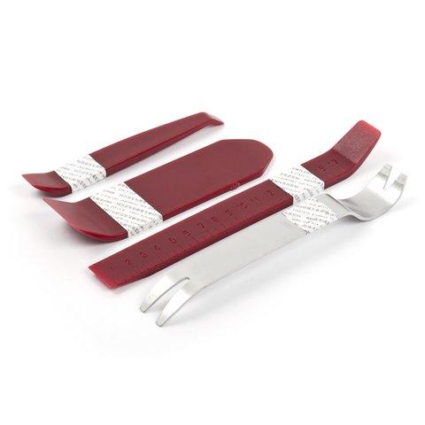 Набір інструментів для знімання обшивки 4 шт – поліуретан сталь