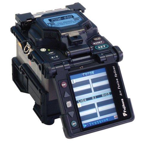 """Зварювальний апарат для оптоволокна Fujikura FSM 60S """"Kit A"""" Plus"""