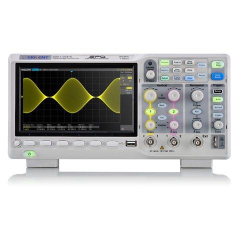 Фосфорний цифровий осцилограф SIGLENT SDS1072X E