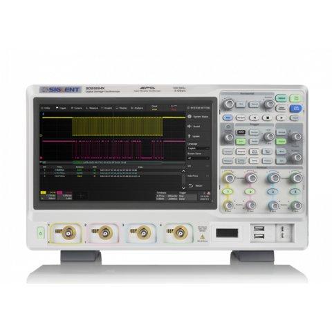 Розширення смуги пропускання SIGLENT SDS5000X 4BW05