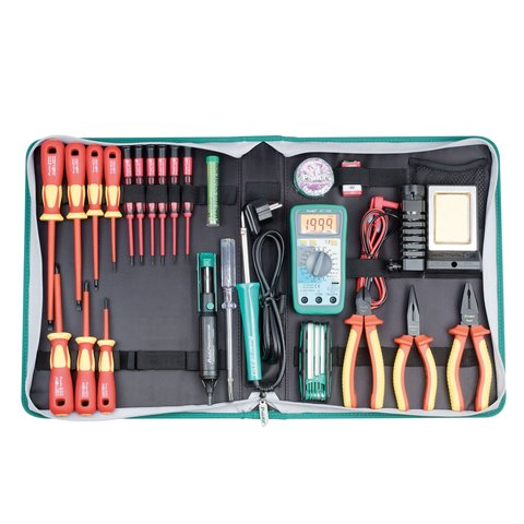 Tool Kit Pro'sKit PK-2803BM Hi-Insulated (up to 1000V)