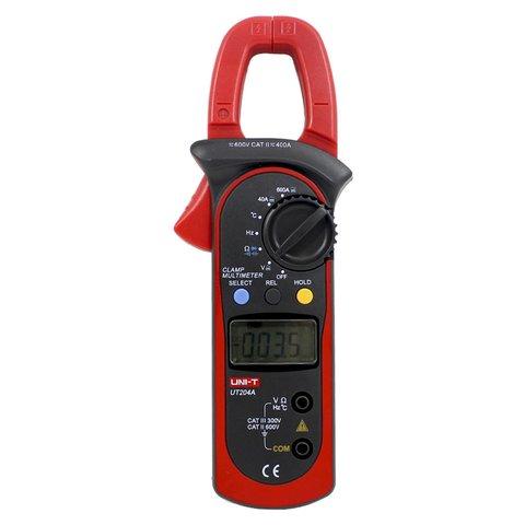 Digital Clamp Meter UNI T UT204A