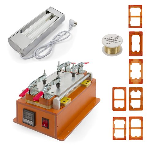 Repair Kit for LCD Module AS 1 for Apple iPhone 4 5, Samsung Galaxy, Note 2 3 Cell Phones