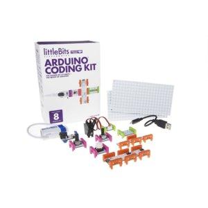 "Juego de construcción LittleBits ""Kit de codificación en Arduino"""