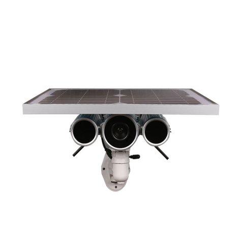 Беспроводная IP-камера наблюдения HW0029-6-4G с солнечной панелью (720p, 2 МП)