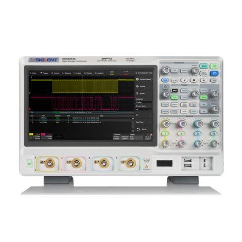Super Phosphor Oscilloscope SIGLENT SDS5054X